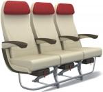 经济舱座椅